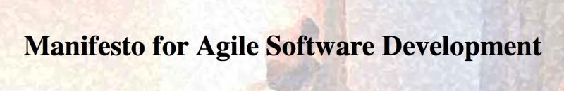 manifesto-agile