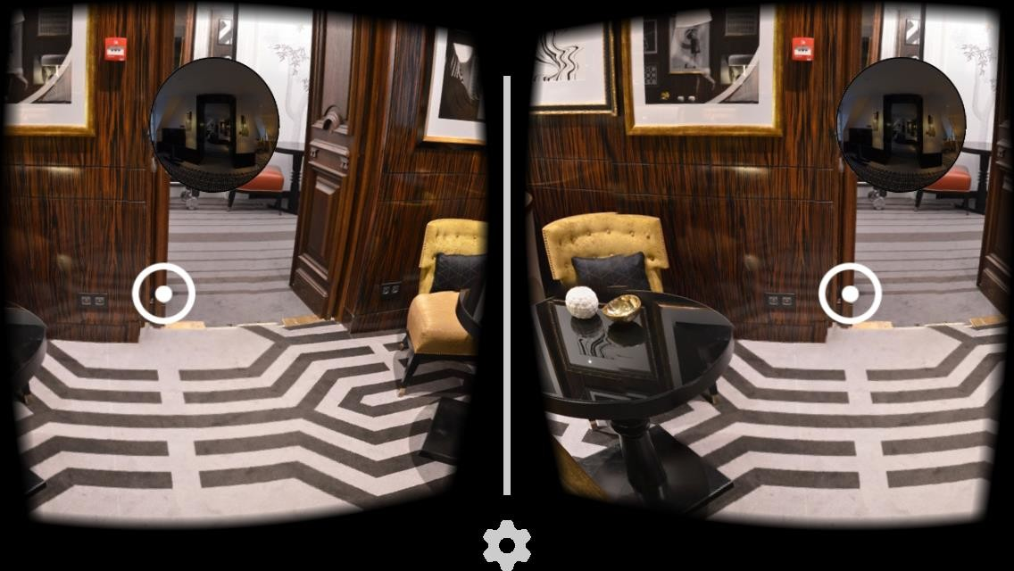 Виртуальная реальность в отелях Accor