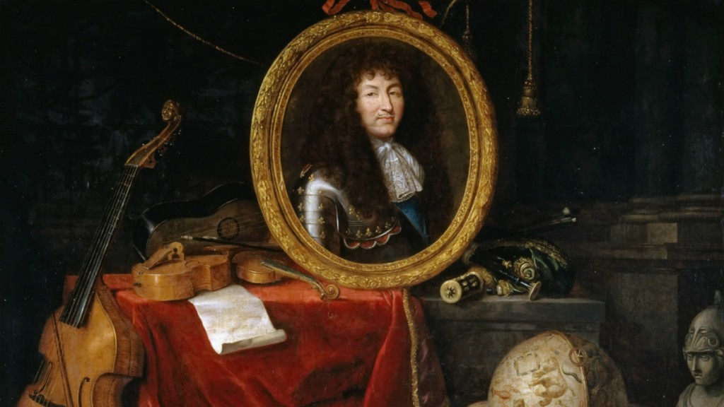 Картина с портретом