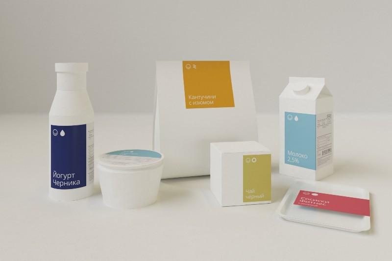 Упаковка для молочных продуктов