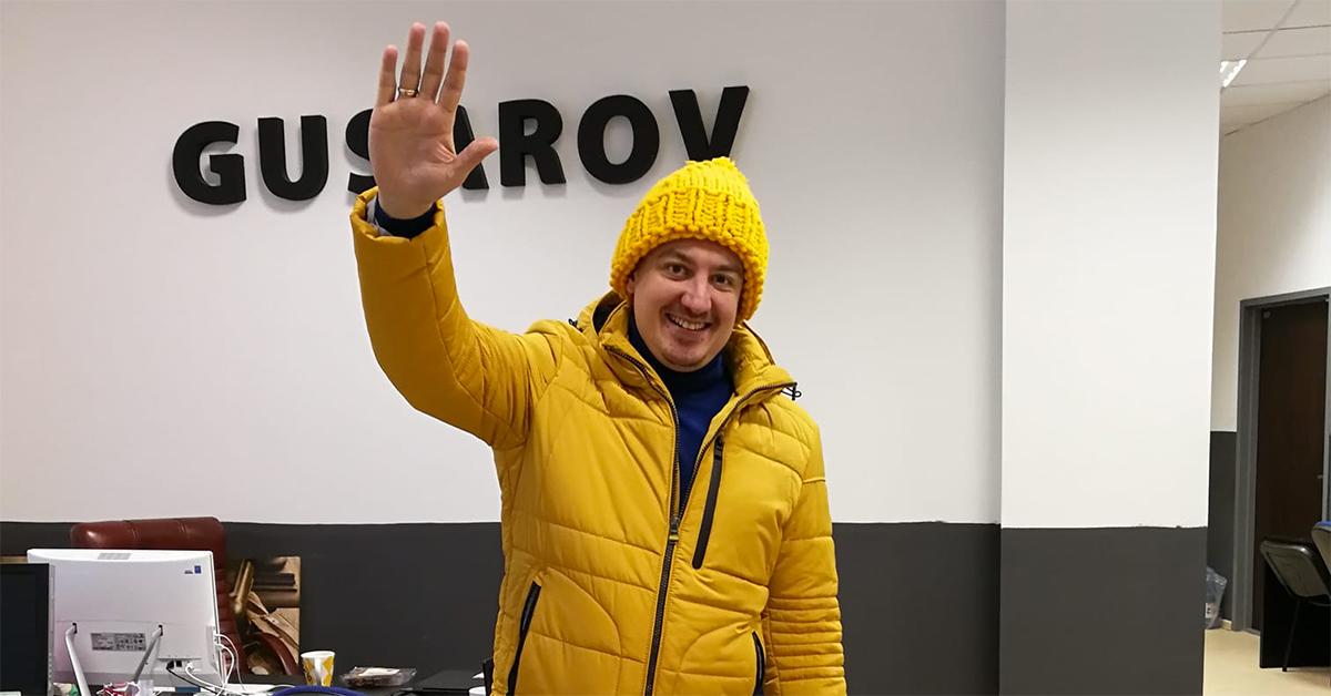 Gussarov-800