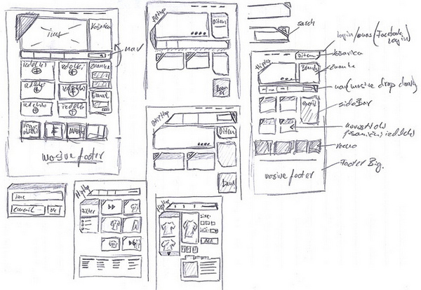 прототип интернет магазина