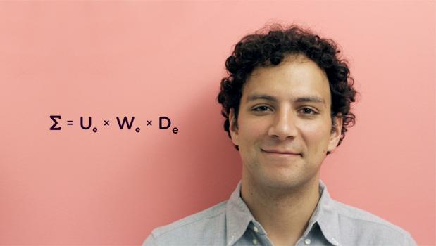 Серкан Пиантино, автор алгоритма EdgeRank