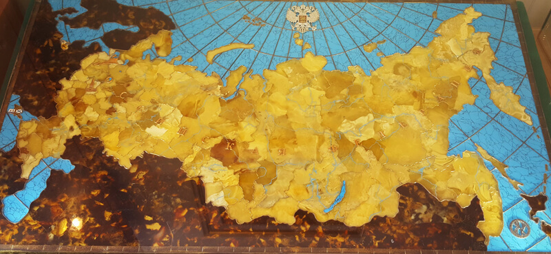 Карта ирхз янтаря