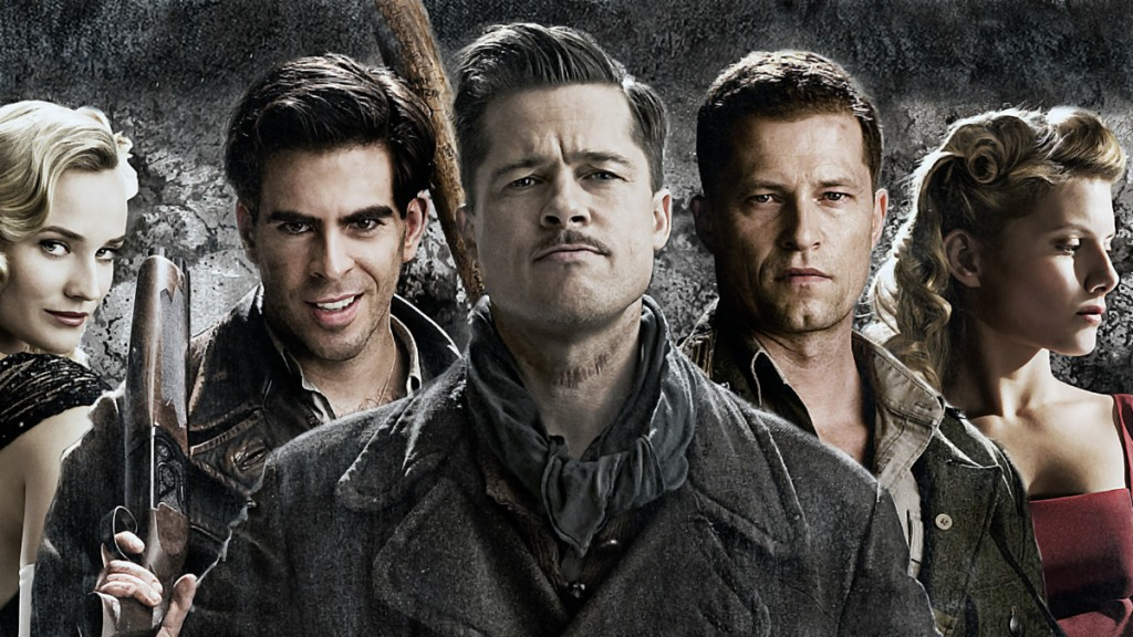 Трое мужчин и две девушки