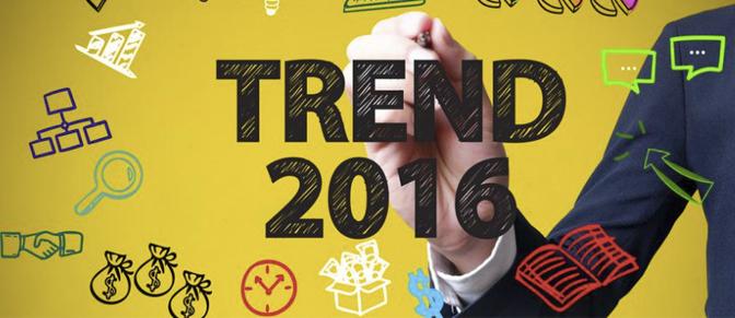 Тренд 2016